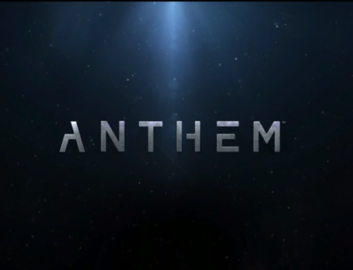 Anthem e3 Gameplay Demo (SFX Editor)